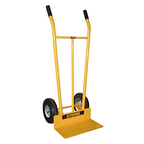 Ayerbe 580470 Sack Truck Folding Bucket with Wheels