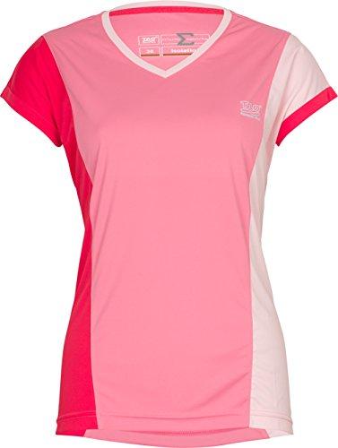 TAO Sportswear Damen Kurzarm Shirt Blossom parfum/dubarry