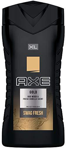 AXE Duschgel Gold, 4er Pack (4 x 400 ml)