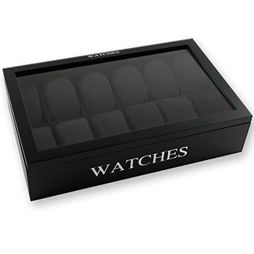 Uhrenbox für 12 Uhren - 3