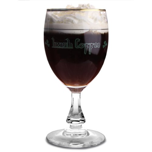 Arcoroc Touraine Irish Coffee 243ml, ohne Füllstrich, 6 Stück