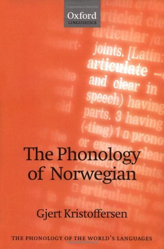 The Phonology of Norwegian