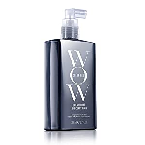 COLOR WOW Dream Coat for Curly Hair, Miracle Moisture Mist for Perfect Frizz-Free Curls, 200ml