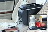 ASkyl Mini Refrigerator Portable Fridge 12V 6L Auto Mini Car Travel Fridge ABS Multi-Function Home Cooler Freezer Warmer Cooling & Warming Refrigerator By ASkyl