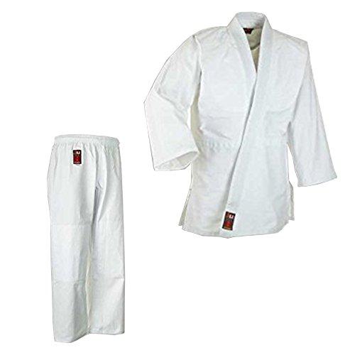 Judo-Anzug 'to start' mit Weißgurt für Kinder und Anfänger, 9001, Gr.140