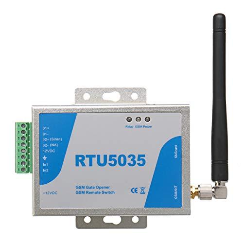 Lopbinte A Distanza Apriporta del Telefono di Controllo del Cancello Apertura Dell\'Operatore gsm Porta Rtu5035 Accesso 900/1800 MHz per Relè Interruttore di Apertura