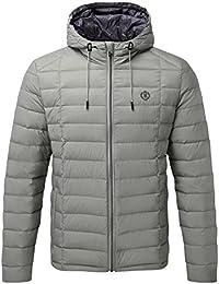 Henri Lloyd M00799 Ganton Lightweight Down Hood Jacket - Grey