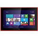 Nokia Lumia 2520 PC-Tablet (25,7 cm (10,1 Zoll) Full-HD-Display, 6,7 Megapixel Kamera, Quad-Core-Prozessor, 2.2GHz, 2GB RAM, Micro-SIM, Win RT 8.1) rot