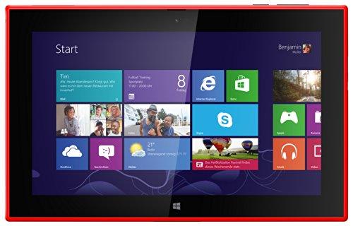 Nokia Lumia 2520 PC-Tablet (25,7 cm (10,1 Zoll) Full-HD-Display, 6,7 Megapixel Kamera,...