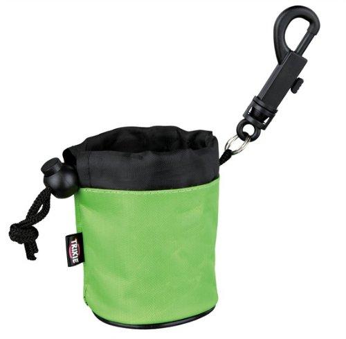 Futtertasche / Futterbeutel für Hunde, Durchmesser 7 cm, Höhe 9cm. verschiedene Farben