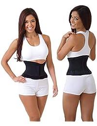 J N Retails Unisex Super Stretch Shaper Belt (XL, Black)