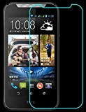 TIPIGRA Tempered Glass Protector kompatibel, passend für HTC Desire 820 Hartglas Schutz Folie H9
