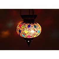 Authentics Pure Glasschirm Pendelleuchte Lampenschirm Lampe Glas 10.5 cm 23000