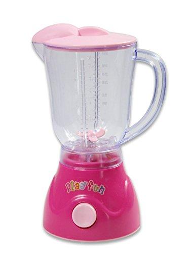 Vetrineinrete® Frullatore Giocattolo per Bambine con Luce Colorata Mixer  Accessori da Cucina Rosa a batterie Gioco per Bimba G30