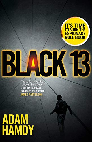 Black 13 (Scott Pearce) by [Hamdy, Adam]