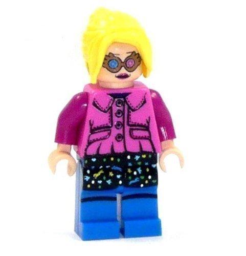 Custom Figur Harry Potter Luna Lovegood NEU TOP AUS LEGO® Teilen.