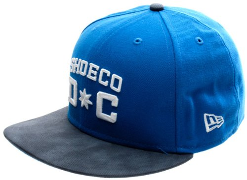 DC Trucker Casquette Rampart Deep Blue
