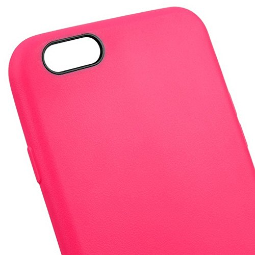Phone case & Hülle Für iPhone 6 / 6S, Anti-Rutsch mattiert TPU Fall ( Color : Green ) Magenta
