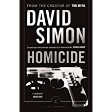 Homicide: A Year On The Killing Streets (Canons)