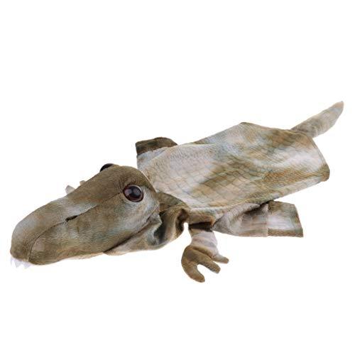 F Fityle Halloween Haustier Hund Und Katzen Jacke, Welpe Cosplay Kleidet Warmen Strickjacken Mantel - Dinosaurier - Gemütliche Drachen Kostüm