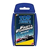 Top Trumps 1496 Fast & Furious Card Game