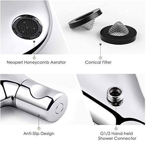 Zoom IMG-3 amzdeal rubinetto termostatico per doccia