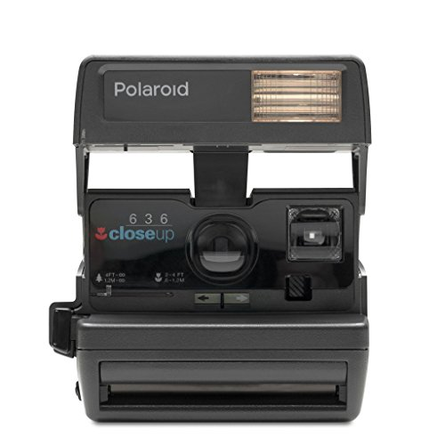 Polaroid 600 Camera – One Step Close up refurbished