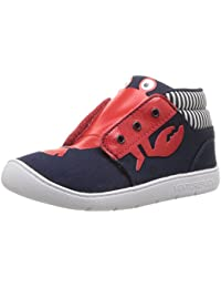 baf6d39e75b Reebok Baby VF Chukka Critter FEET Sneaker Collegiate Navy Primal RE 6 M US  Infant