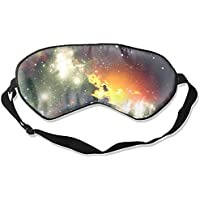 Schlafmaske mit Sternenhimmel, zum Schlafen, konturierte Augenmaske, für Reisen und Nachtschlaf preisvergleich bei billige-tabletten.eu