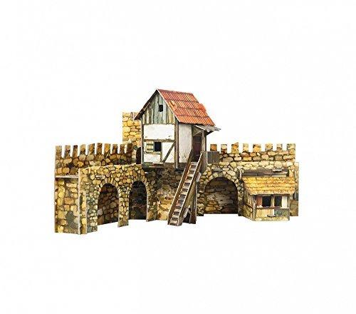 CLEVER PAPER- Puzzles 3D Teatro (14376)