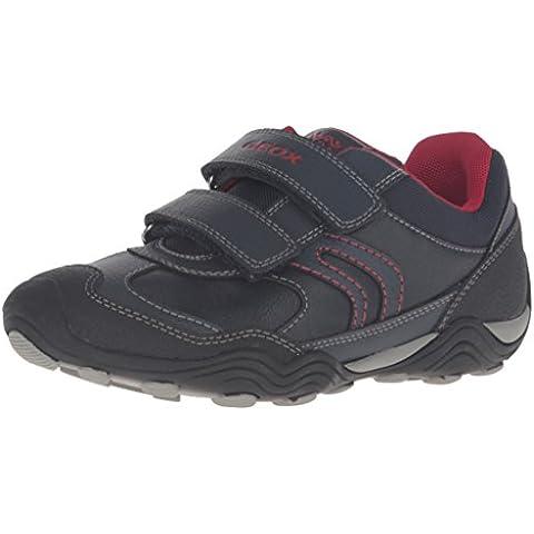Geox JR ARNO A - Zapatillas con velcro para niños