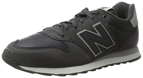 New Balance Herren 500 Sneaker, Blau (Navy Sn), 44.5 EU -