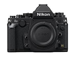 Nikon Df 16.2 MP CMOS FX-Format Digital SLR Camera (Black)