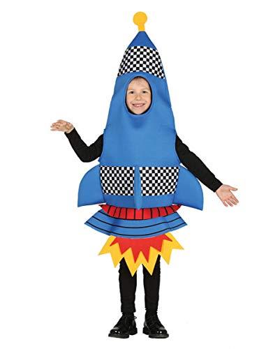 Horror-Shop Rocket Raketen Kostüm für Kinder S