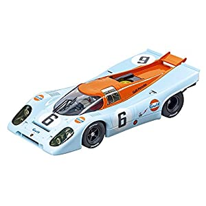 Carrera-Porsche 917K J. W. Automotive Engineering No.6, Watkins Glen Test 1970, Multicolor (Stadlbauer 20023857)