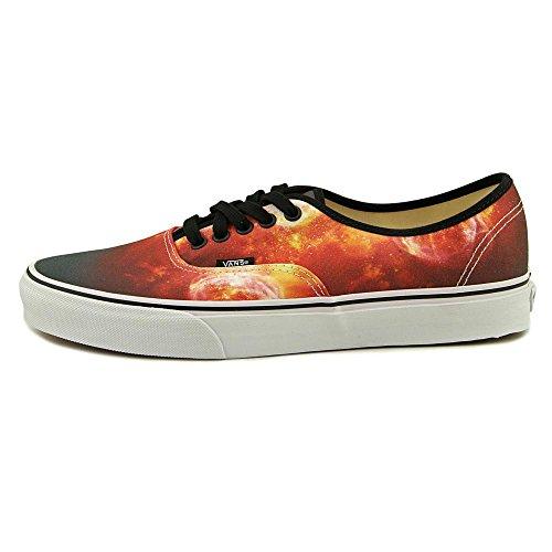 Vans VJK6NWD U LPE Sneaker, Unisex Adulto orange gelb rot weiß schwarz