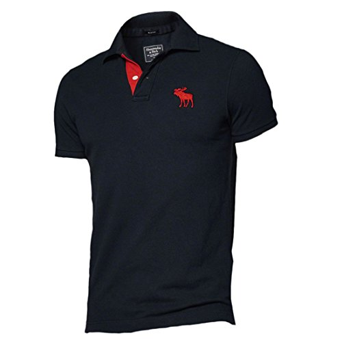abercrombie-mens-pop-placket-icon-slim-fit-polo-shirt-tee-size-xl-navy-623331877