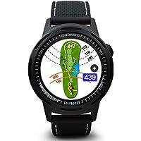 GolfBuddy W10 Télémètre Mixte, Noir et Tricolore (Rouge/Blanc/Bleu), Taille Unique