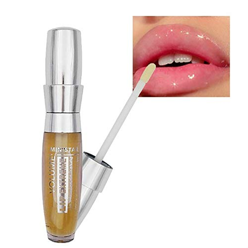 Xiton 1 STÜCK Alle Natürliche Lip Plumper Lip Serum Langlebige Feuchtigkeitscreme Sexy 3D Lip Plumper Extreme Gloss Lip Booster Enhancer Für Mädchen Frauen -
