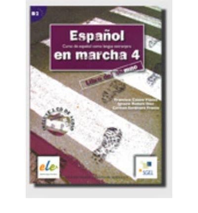 Espanol En Marcha: Libro Del Alumno + CD(1) 4 (Espanol en Marcha) (Mixed media product)(Spanish) - Common
