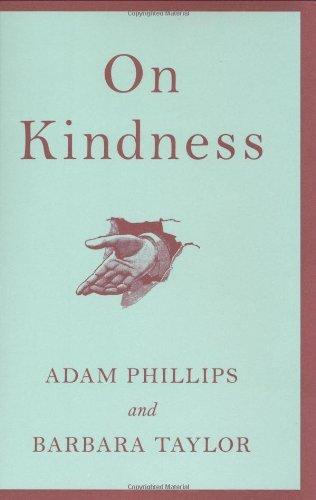 Portada del libro On Kindness by Adam Phillips (2009-05-26)