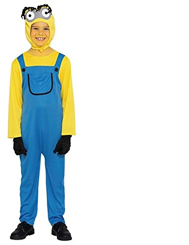 Kostüm Minion Mini (Mini Junge Kostüm Kinderkostüm)
