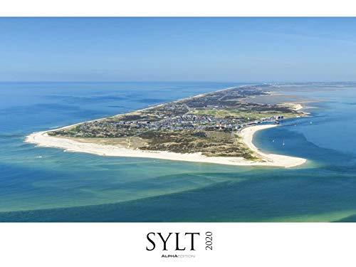 Sylt 2020 - Bildkalender XXL (64 x 48) - Nordsee - Landschaftskalender - Naturkalender - Wandkalender - Deutschland - Strand - Meer - Küste - Insel