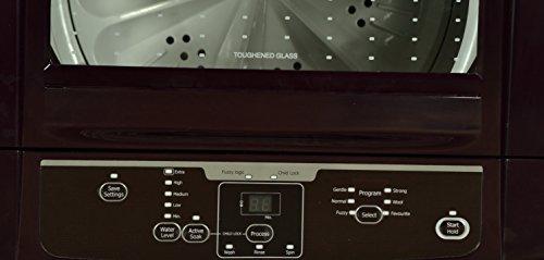 Godrej GWF 650 FC Fully-automatic Top-loading Washing Machine (6.5 Kg, Carmine Red)