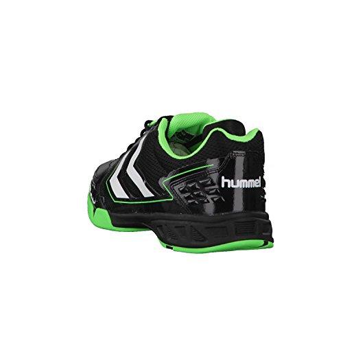 Hummel  CELESTIAL COURT X7, Chaussures indoor adulte mixte Noir