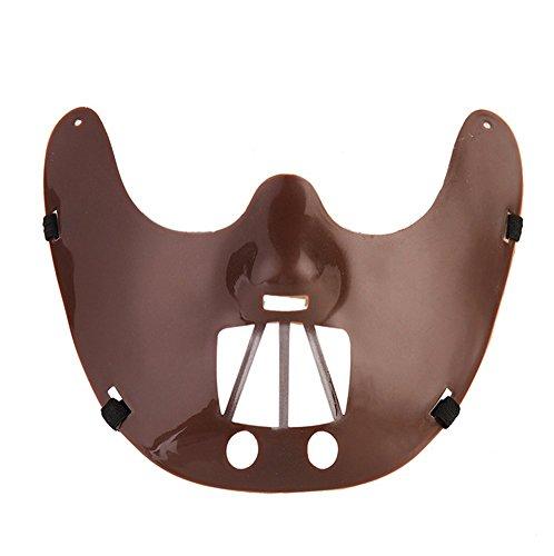 Maske COS Horror Film Thema Maske Hannibal Maske Masquerade Maske Party Maske ()
