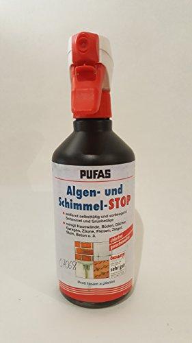 Pufas Algen-, Moos- und Schimmel-STOP chlorfrei 500ml