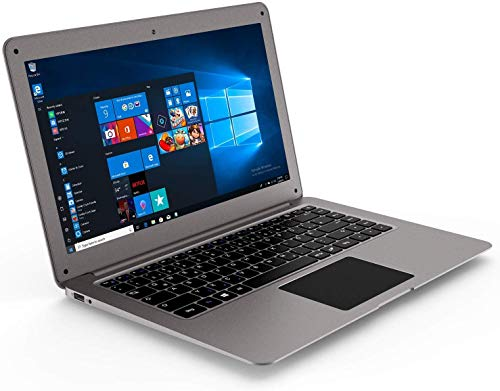 winnovo ordenador portátil windows 10 laptop 14 notebook v141 intel atom quad-core 4gb ram 64gb rom fhd 1920x1080 ips