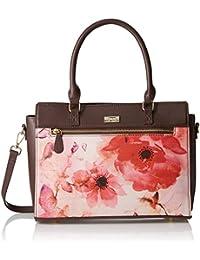 Satya Paul Women's Handbag (Brown)