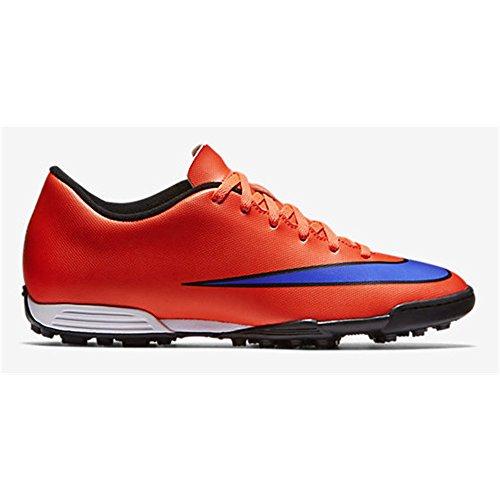 Nike Mercurial Vortex II TF crimson (651649-650) Rosso
